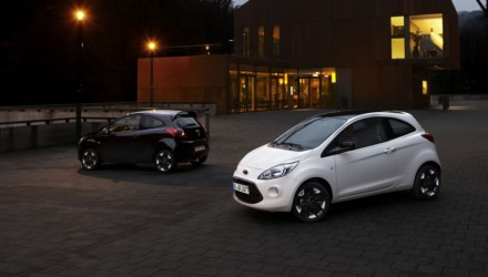 Ford Ka Black and White Edition