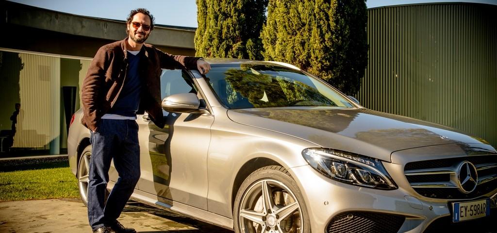 Mercedes e Fabio Troiano