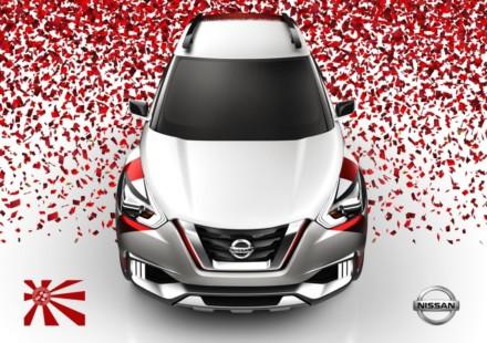 Nissan Kicks Concept Carnival Alto