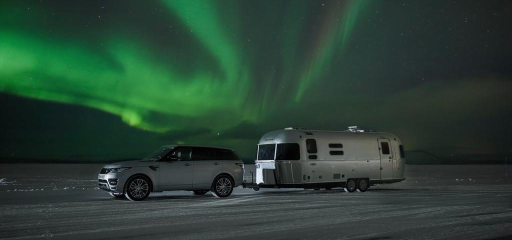 Range Rover Hybrid Airstream