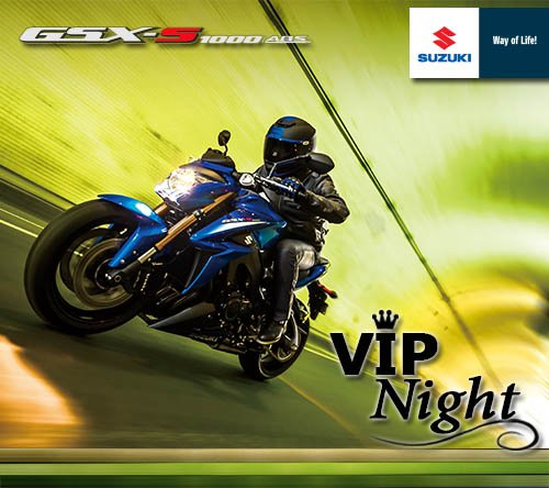 Suzuki VIP Night