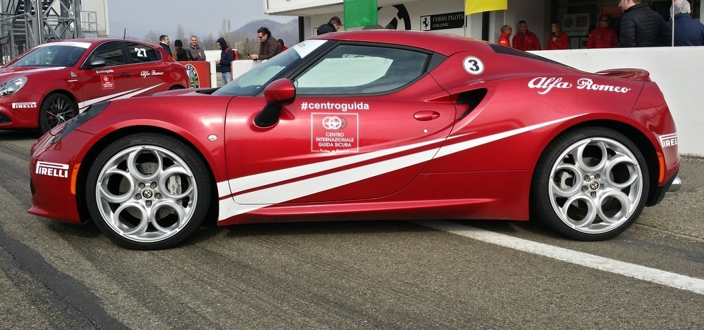 Alfa Romeo Driving Day