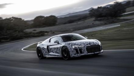 Audi R8 Michelin