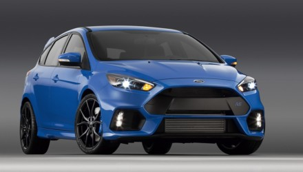 Ford Focus RS USA