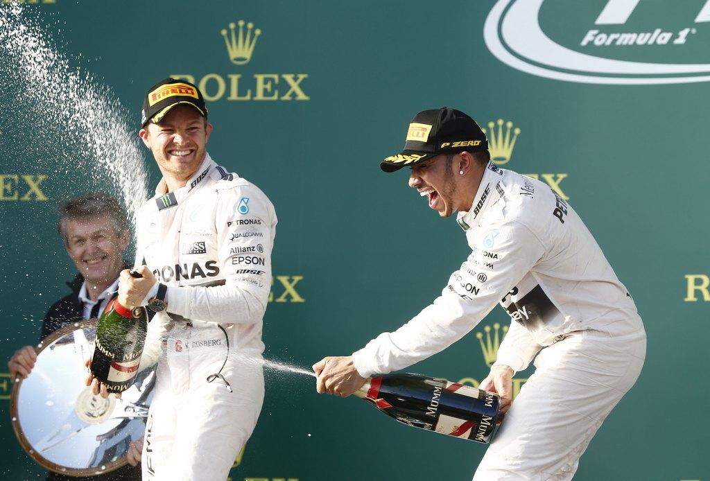 Gran Premio Australia 2015 F1