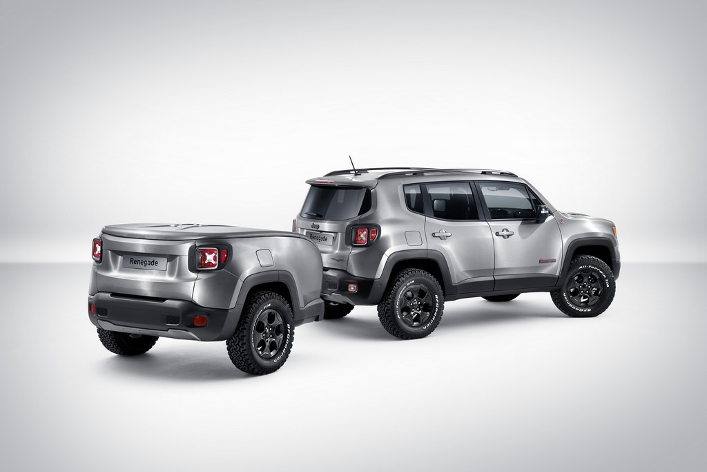 Jeep Renegade HardSteel