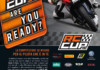 KTM RC 390 Cup Locandina