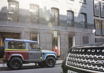 Land Rover Defender Paul Smith