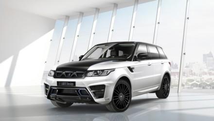 Larte Range Rover Winner