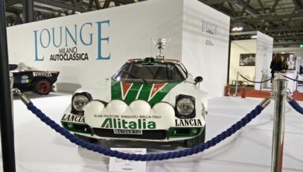 Milano AutoClassica 2015 LIVE
