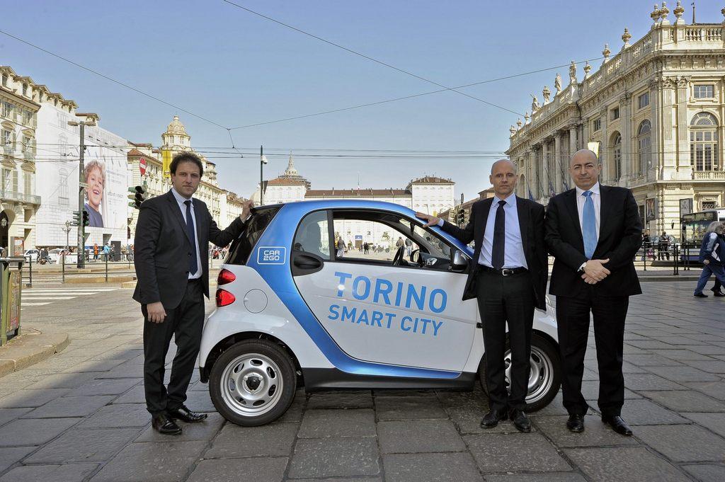 car2go Torino