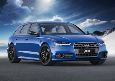 Audi S6 ABT Sportline