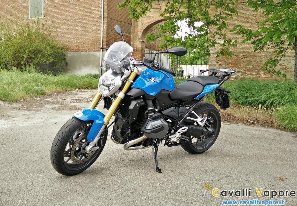 BMW R1200 R Prova