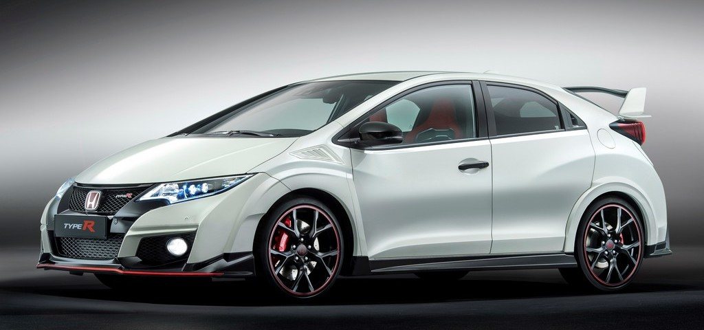 Honda Nuova Civic Type-R