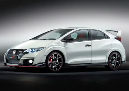 Honda Nuova Civic Type-R