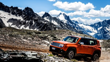 Mese record per Jeep Marzo 2015