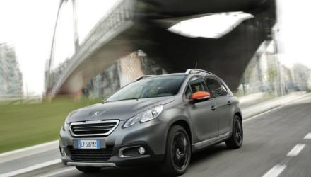 Peugeot 2008 Black Matt Limited Edition