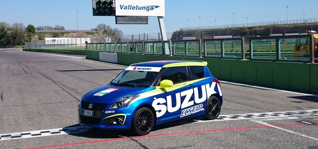 Suzuki SWIFT CIV 2015