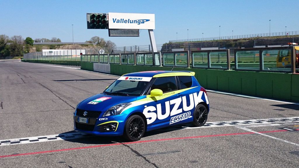 Suzuki SWIFT CIV 2015