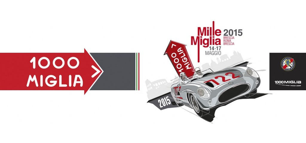 mille miglia 2015 la freccia rossa pronta cavalli vapore. Black Bedroom Furniture Sets. Home Design Ideas