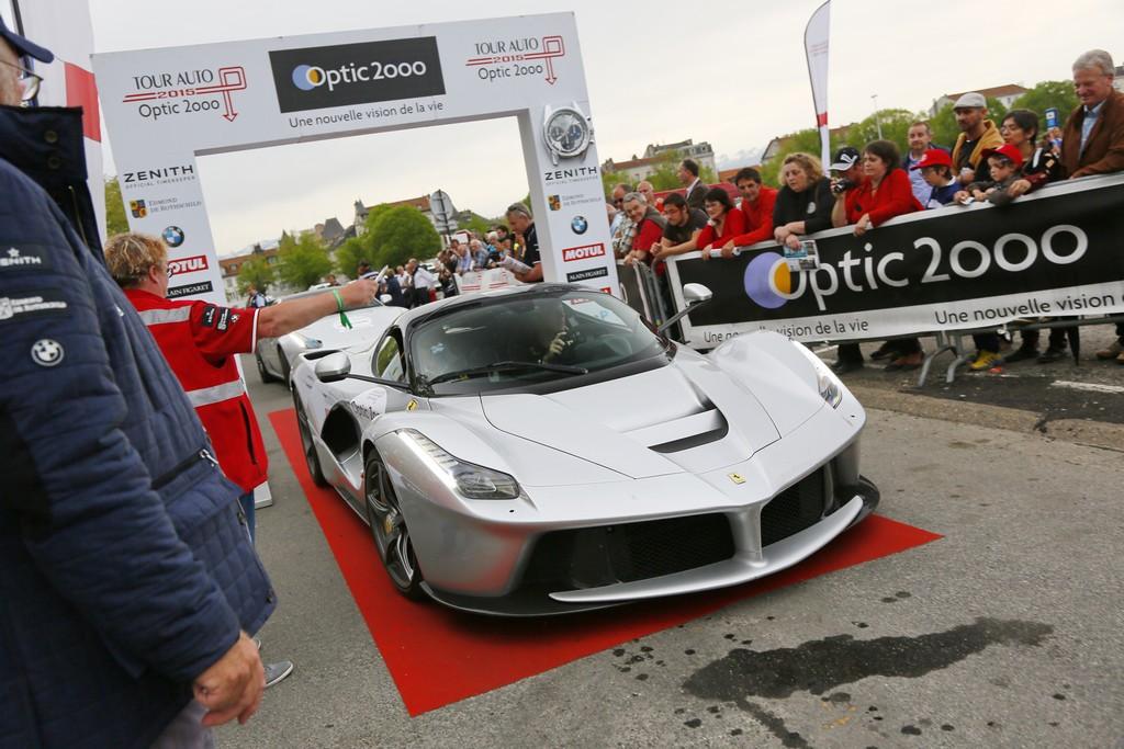 Ferrari Tour Auto 2015