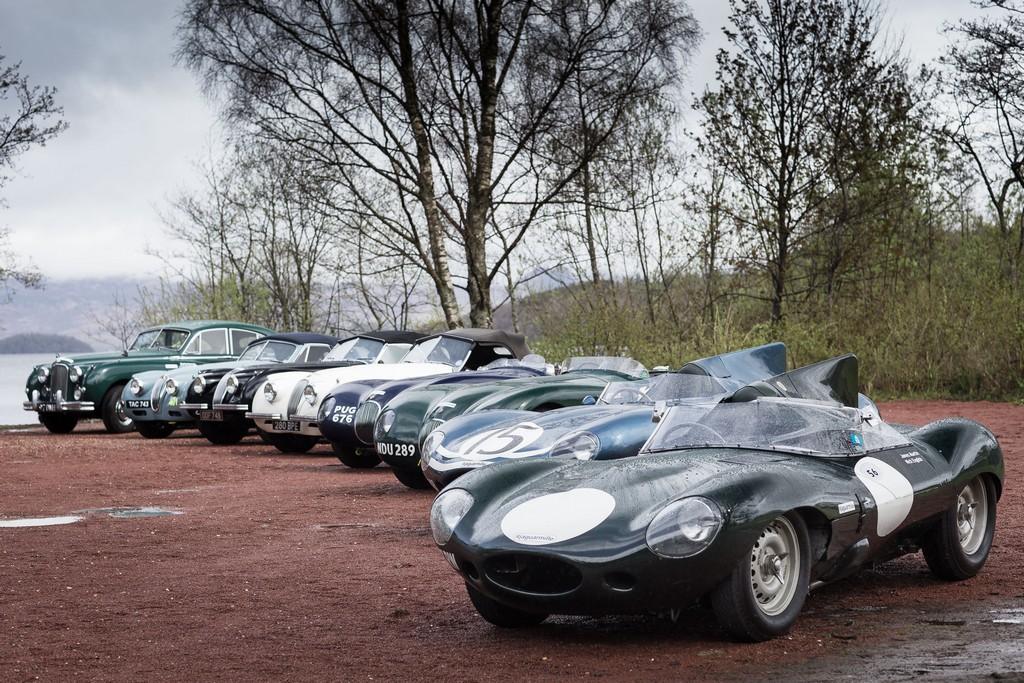 Jaguar Mille Miglia 2015