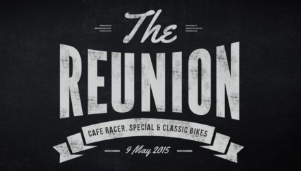 Logo The Reunion