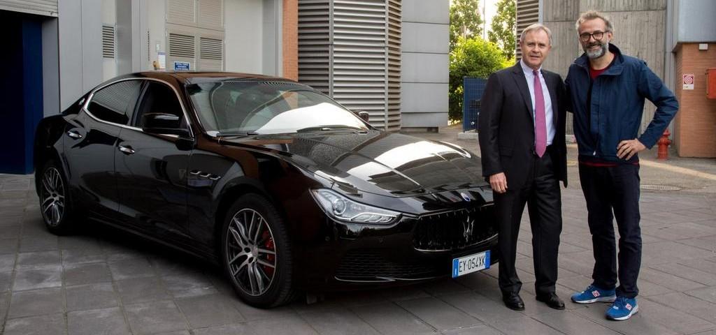 Maserati e Bottura