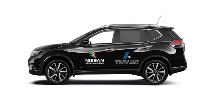 Nissan XTrail Fidal