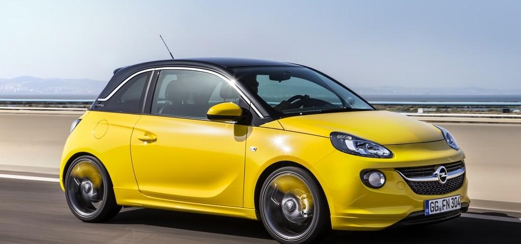 Opel Adam Cambio Automatico