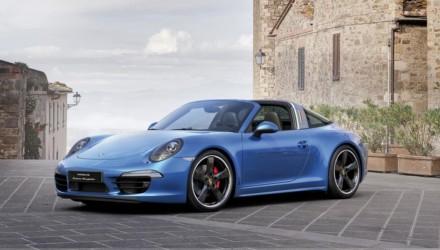 Porsche 911 Targa 4S Limited Italia