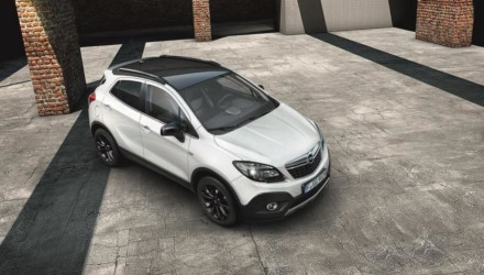 Opel Mokka BiColor