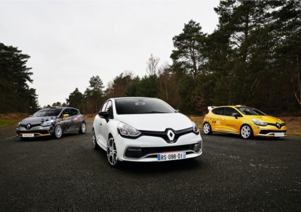 Renault Clio RS EDC Trophy