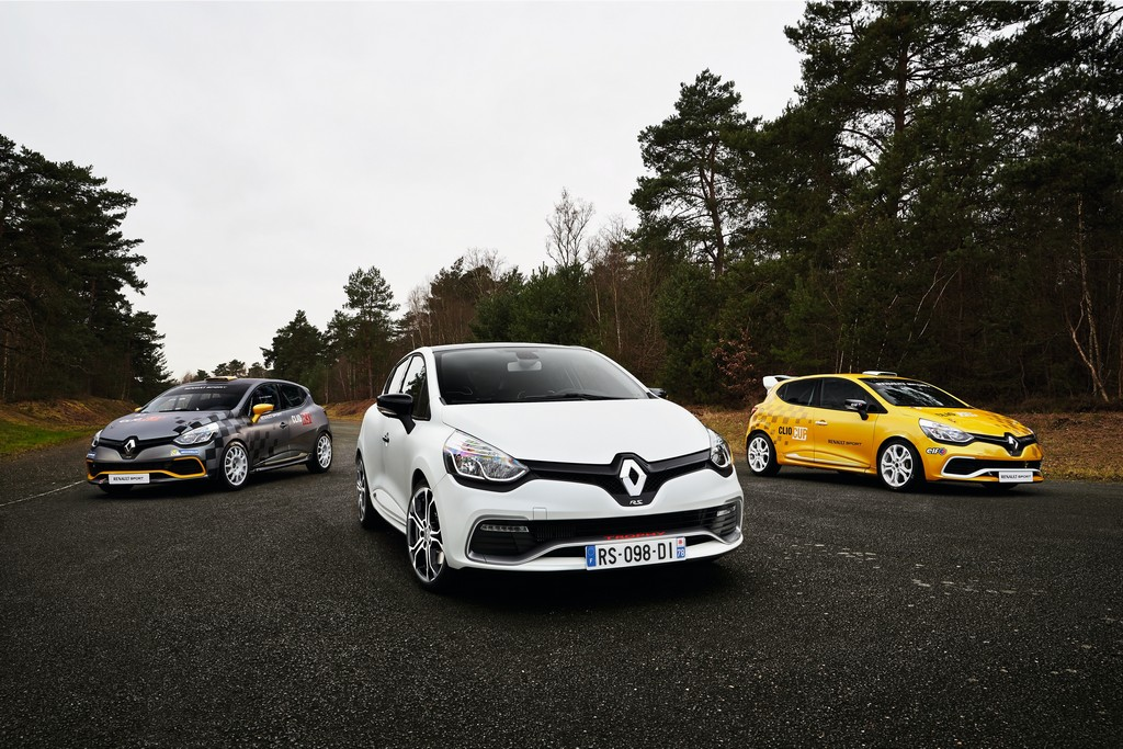 Renault Clio RS EDC Trophy
