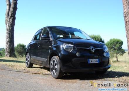 Renault Twingo Prova