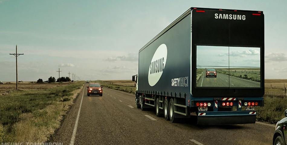 Samgung Safety Truck