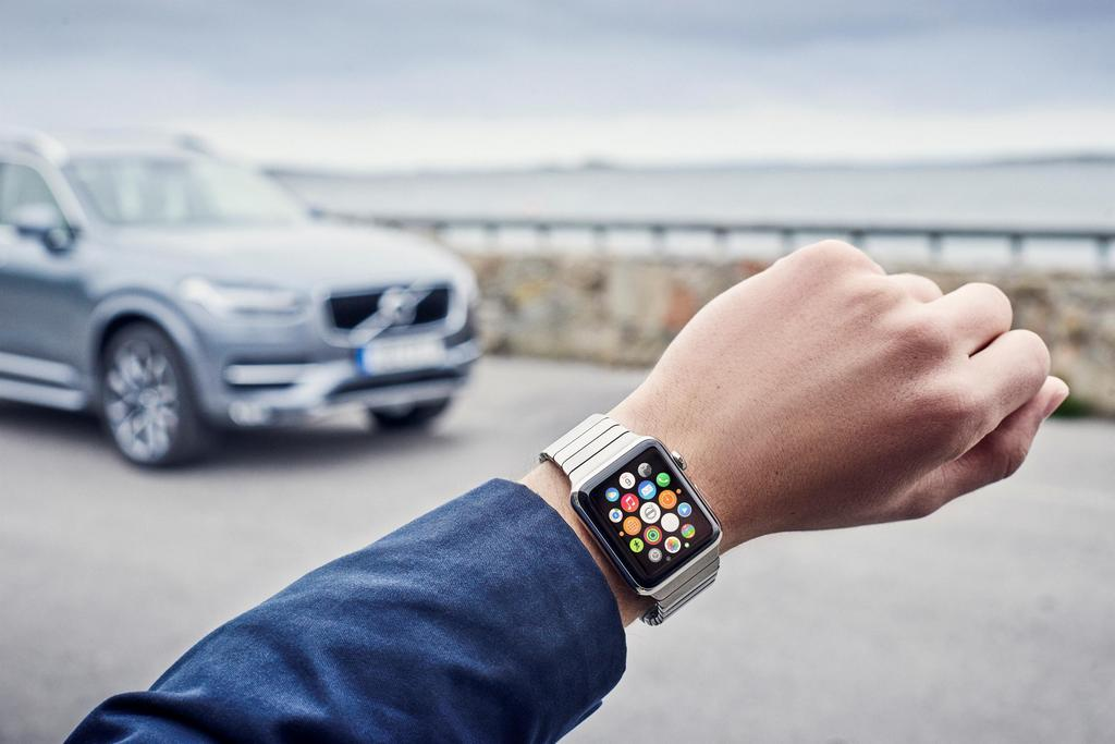 Volvo App Watch