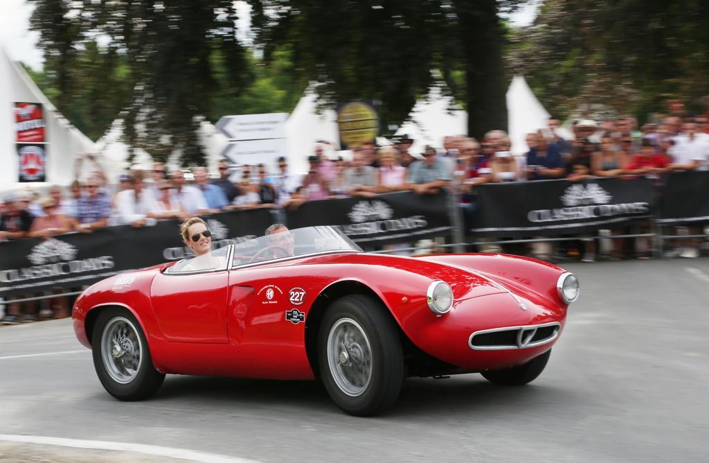 Alfa Romeo 1900 Sporti Spider