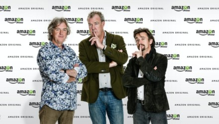 Amazon Prime Top Gear