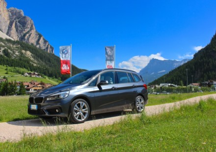 BMW xDrive Experience Corvara