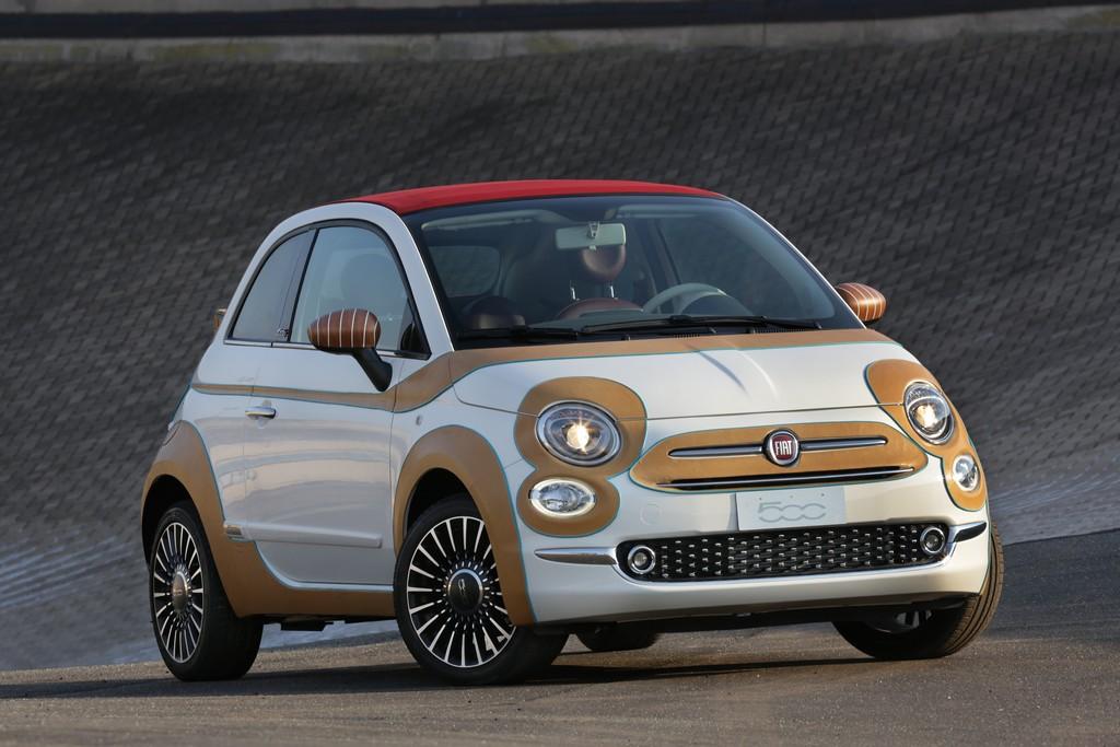 Fiat 500C nuova Defend Gala