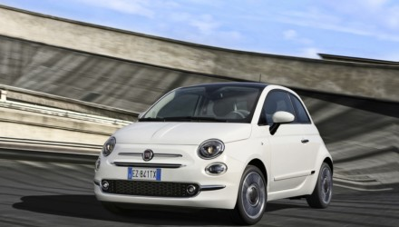 Fiat nuova 500 official
