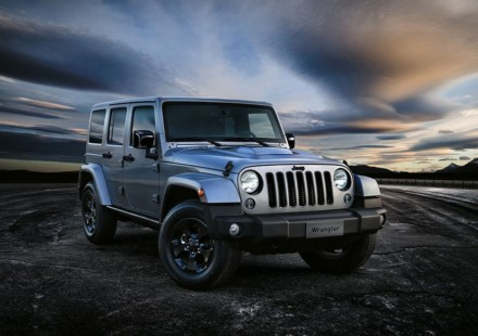 Jeep Wrangler Black Edition