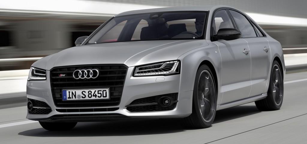 Audi S8 plus Fronte