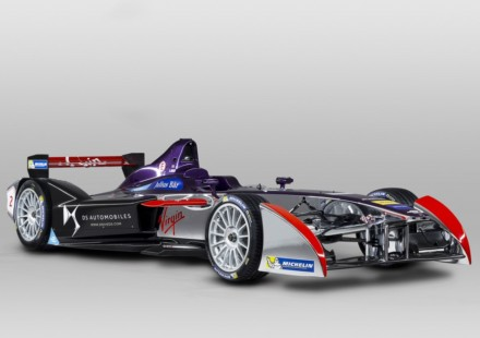 Formula E DS Virgin Racing