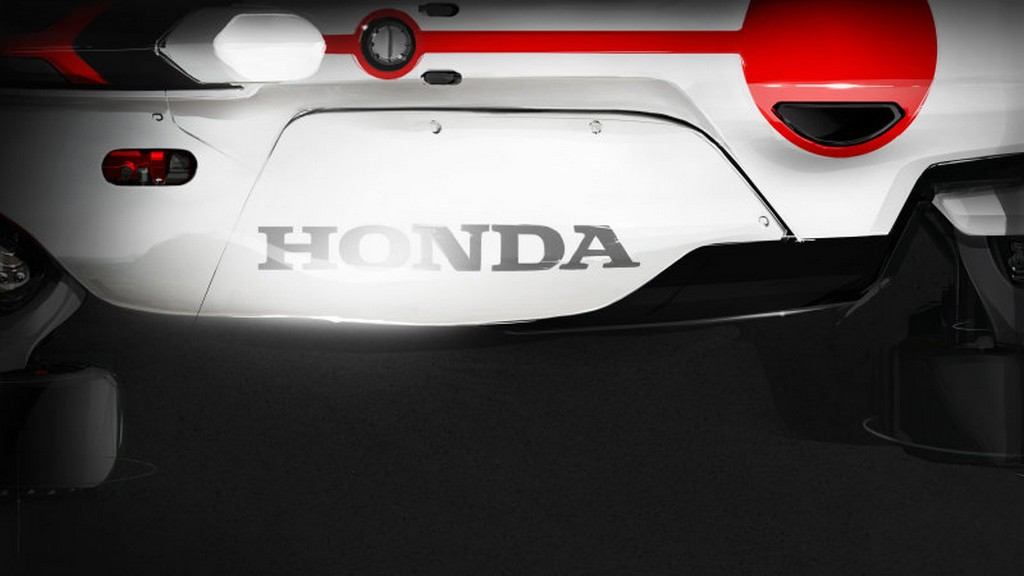 Honda Project 2&4 Teaser