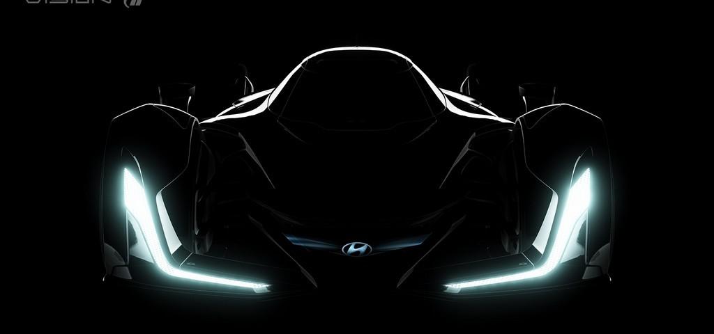 Hyundai N Vision Gran Turismo