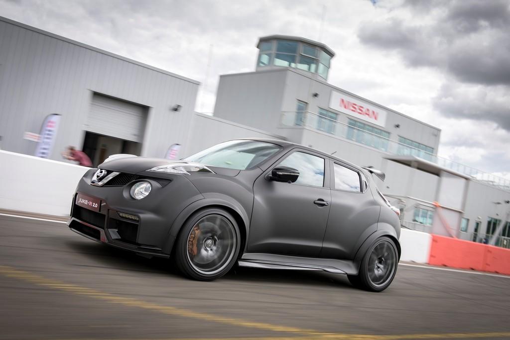 Nissan Juke R 2.0 Lato Sinistro Dinamica
