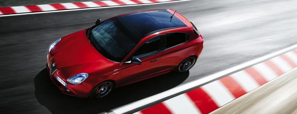 Alfa Romeo Giulietta Sprint Speciale Alto