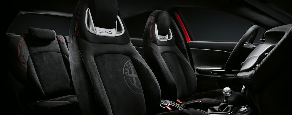 Alfa Romeo Giulietta Sprint Speciale Sedili